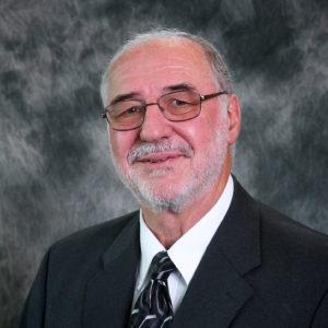 DECA Board Chairman Dennis Pillion